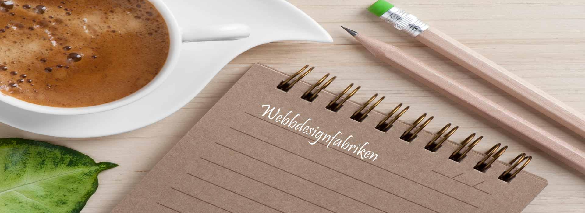 Webbproduktion hos WebbDesignFabriken - En webbyrå i Malmö